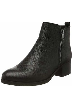 Clarks Mila Sky Combat Boots Women's, ( Leather Leather)