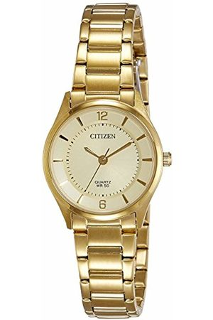 Citizen Womens Analogue Quartz Watch with Stainless Steel Strap ER0203-85P