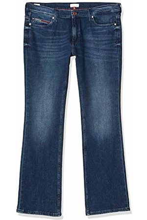 Tommy Hilfiger Women's TJ 1979 MID Rise Bootcut DSYMD Straight Jeans