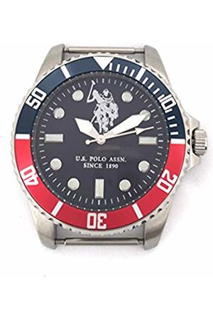 U.S. Polo Assn. U.S. POLO ASSN Watch USP3036BL Men's Quartz Analogue Colour Dial Size 40 mm