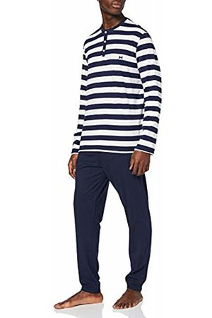 Hom Men's Pavillon Long Sleepwear Pajama Set