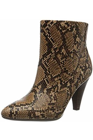 Women's 1 1 25301 34 Ankle Boots, (Nut Snake 487)