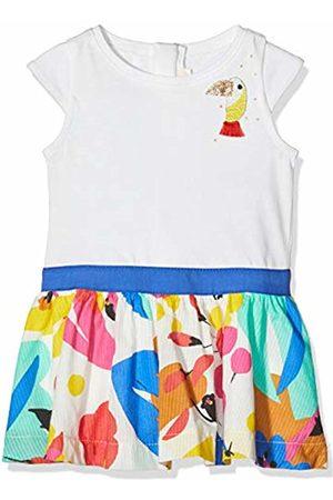 Catimini Baby Bathrobes - Baby Girls' Cq30133 Robe Bi Matiere Dress