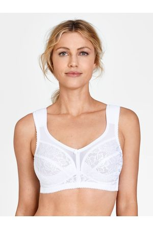 Miss Mary Queen Non Wired Lace Bra With Support