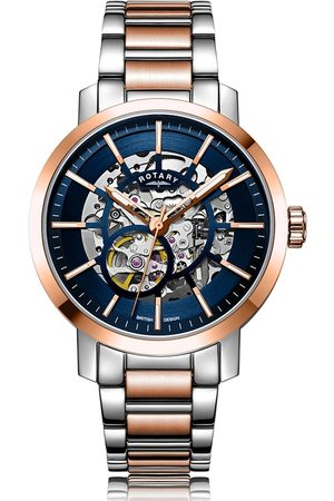 Rotary Watches Rotary Greenwich G2 Automatic Two Tone Rose Watch