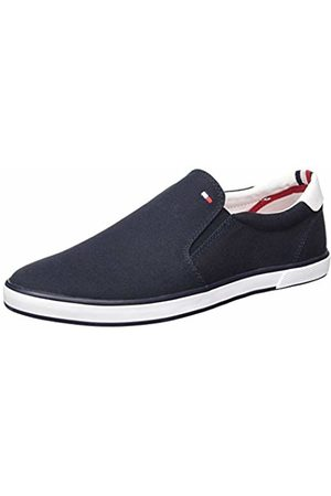 Tommy Hilfiger H2285arlow 2d, Men's A Neck Low, (Midnight)