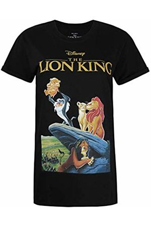 Disney Women's Lion King VHS T-Shirt