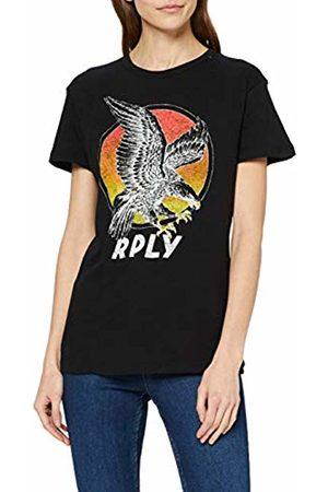 Replay Women's Eagle Print Shirt T