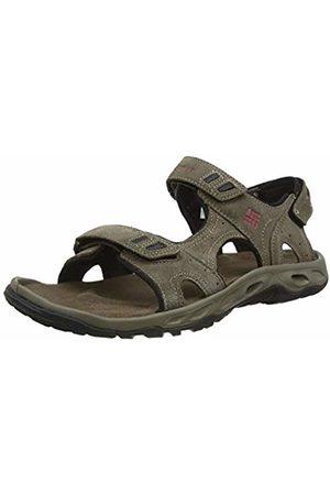 Columbia Men Sandals - Ventmeister, Men's Ankle Strap Sandals, Multicolor (Mud/Wet Sand)