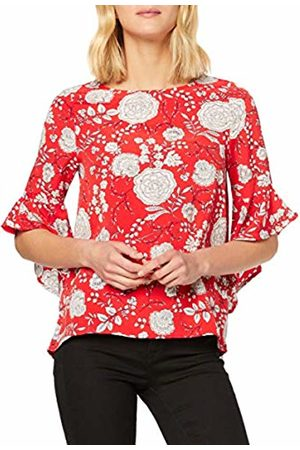 Mela Women Tunics - Women's Floral Printed Tunic Top T-Shirt