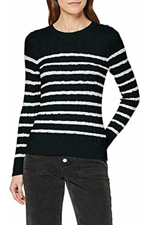 Superdry Women Sweatshirts - Women's Croyde Bay Cable Knit Jumper