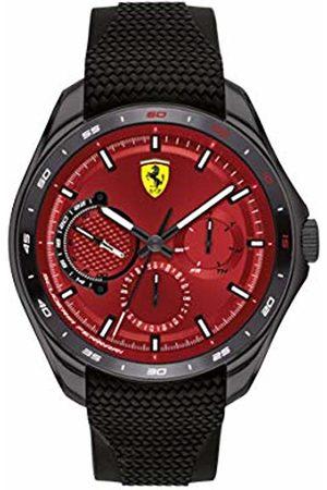 Scuderia Ferrari Men's Analogue Quartz Watch with Silicone Strap 0830682