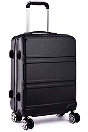 """Kono Suitcases - Fashion Large 28 Inch Suitcase Hard Shell ABS 4 Spinner Wheel Luggage Travel Trolley Case (28"""" )"""
