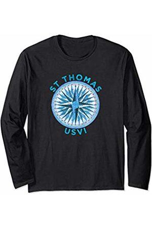 St Thomas, USVI Vacation Beach Designs T-shirts - St Thomas Design / Vintage St Thomas