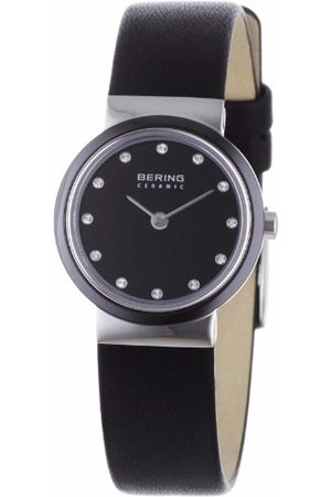 Bering Women Watches - Womens Analogue Quartz Watch with Leather Strap 10725-442