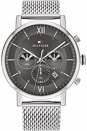 Tommy Hilfiger Men's Analogue Quartz Watch with Stainless Steel Strap 1710396