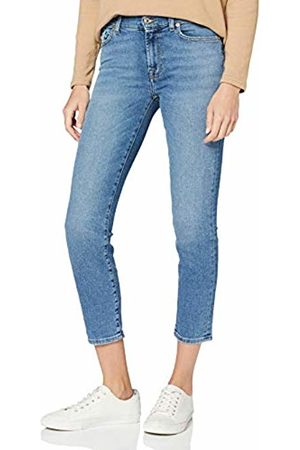 7 for all Mankind Women's Roxanne Ankle Slim Jeans