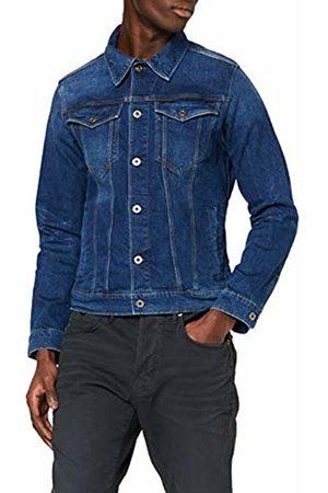 G-STAR RAW Men's 3301 Slim Denim Jacket