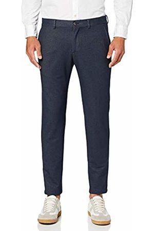 s.Oliver Men's 02.899.73.4668 Hose Lang Suit Trousers