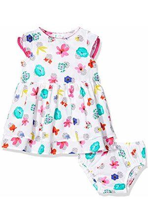Catimini Baby Girls' Cq30031 Robe+Culotte Clothing Set
