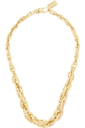 Lauren Rubinski Cable-chain Necklace - Womens