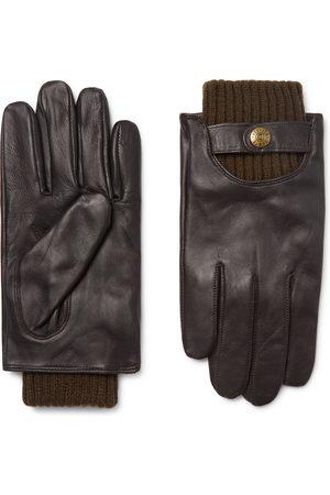 Dents Men Gloves - Buxton Touchscreen Leather Gloves
