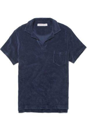 Orlebar Brown Cotton-terry Polo Shirt