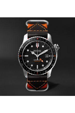 Bremont Endurance Limited Edition Automatic Gmt 43mm Titanium Watch