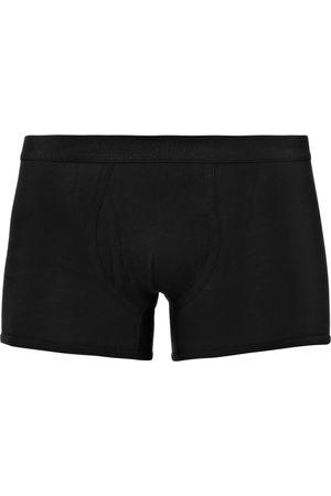 Sunspel Superfine Cotton-jersey Boxer Briefs