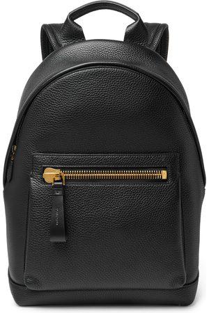 Tom Ford Full-grain Leather Backpack