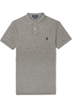 Polo Ralph Lauren Men Polo Shirts - Slim-fit Cotton-piqué Polo Shirt