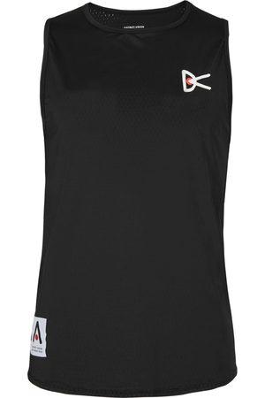 District Vision Men Tank Tops - Air-wear Stretch-mesh Tank Top