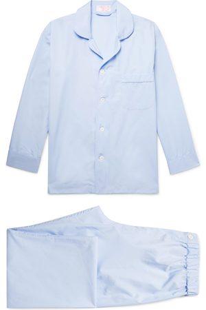 Emma Willis Men Pyjamas - Cotton-Poplin Pyjama Set
