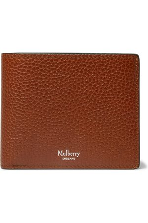 MULBERRY Full-Grain Leather Billfold Wallet