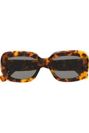 Retrosuperfuture Havana spotted sunglasses