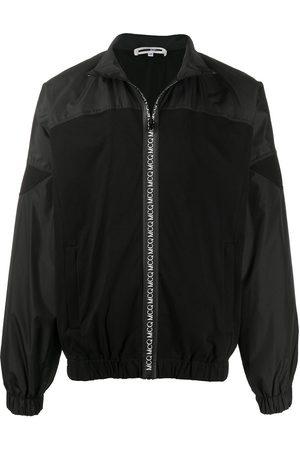 McQ Swallow Logan panelled track jacket