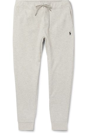 Polo Ralph Lauren Slim-Fit Mélange Tapered Jersey Sweatpants