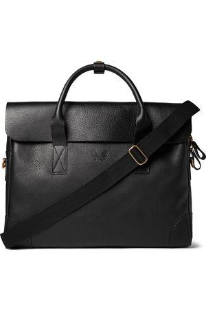 Bennett Winch Men Laptop & Business Bags - Full-Grain Leather Briefcase