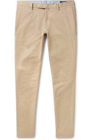 Polo Ralph Lauren Slim-fit Stretch-cotton Twill Chinos