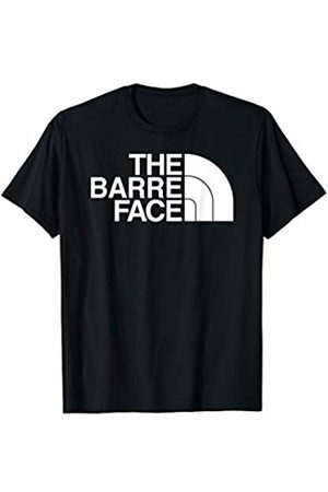Barre Hot Yoga Pilates Classes Gifts High Intensity Barre Class Funny Dance Fitness Workout T-Shirt