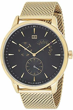 Tommy Hilfiger Men Watches - Mens Multi dial Quartz Watch with Stainless Steel Strap 1710386