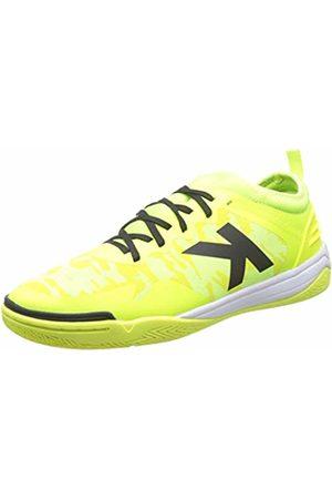 kelme Men's Triton Futsal Shoes, (Lima 402)