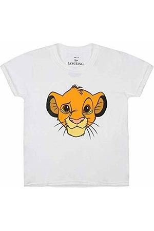 Disney Girls' Lion King Simba T-Shirt