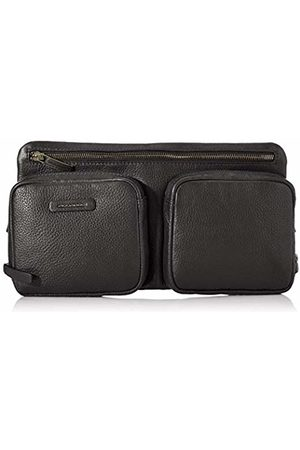 Piquadro Modus Special Money Belt 32 Centimeters (Nero)