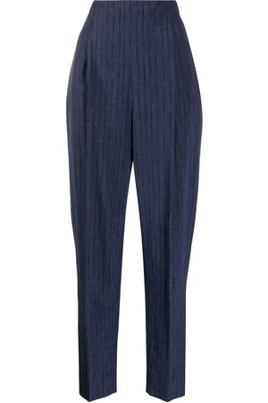 ROMEO GIGLI 1990s tapered trousers