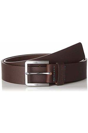Calvin Klein Men's 35MM Essential Plus Belt (Dark GUE)