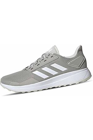 adidas Men's Duramo 9 Running Shoe, Metal Gray/FTWR /Orbit Gray