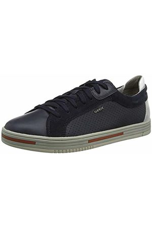 Geox Men's U EOLO B Low-Top Sneakers, (Navy C4002)