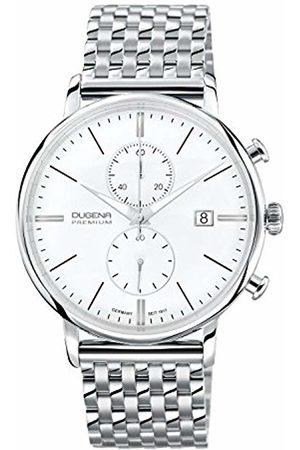 DUGENA Premium Men's Quartz Watch Festa 7090168 with Metal Strap