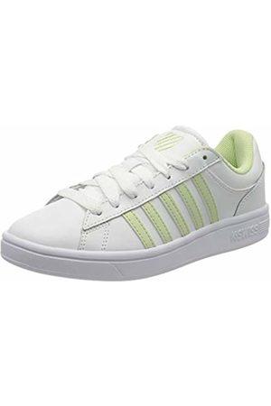Women's Court Winston Low Top Sneakers, ( Seafoam 180)